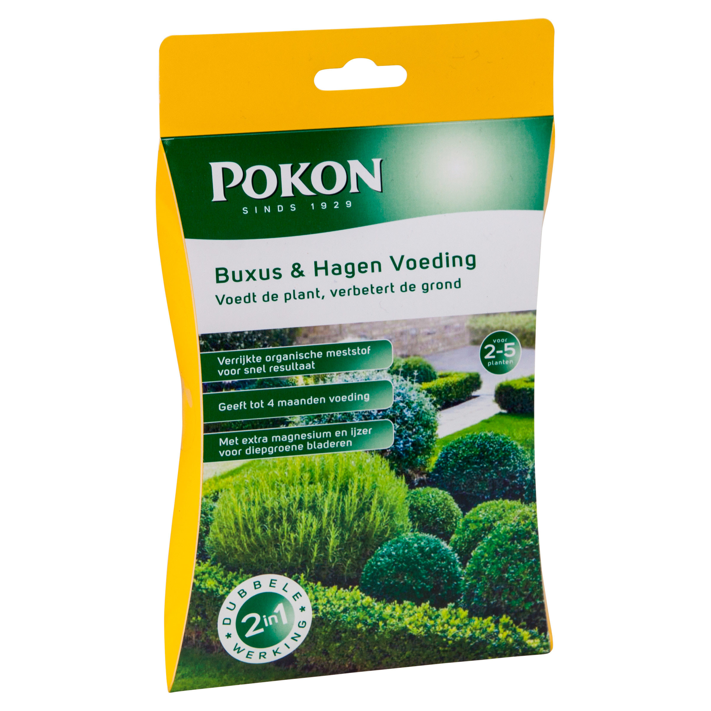 Pokon Buxus Voeding 100gr