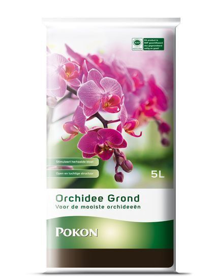 Pokon Orchidee Grond 5L