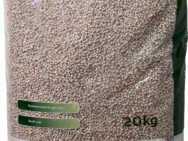 Mest Voor Tuin : Tuinmest 20kg pokon groen doet je goed