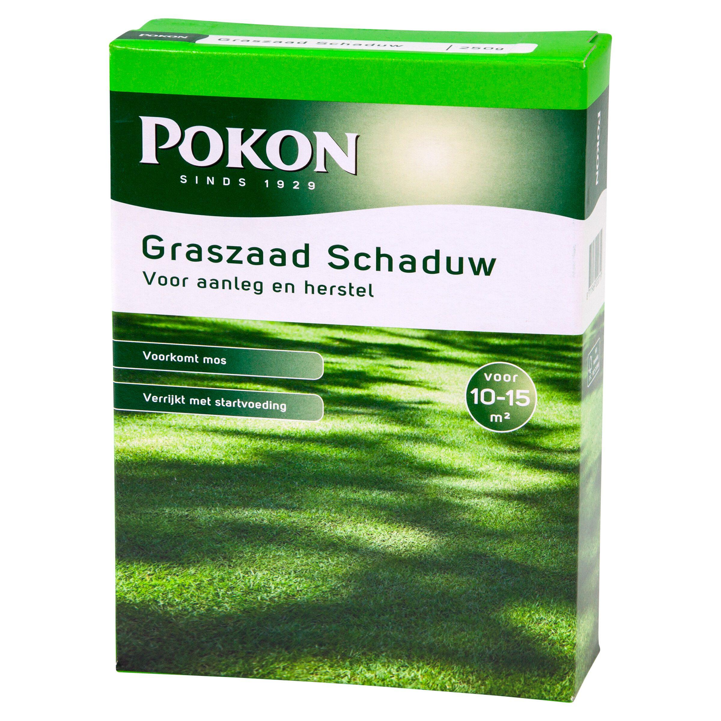 Pokon Graszaad Schaduw 500gr - cover