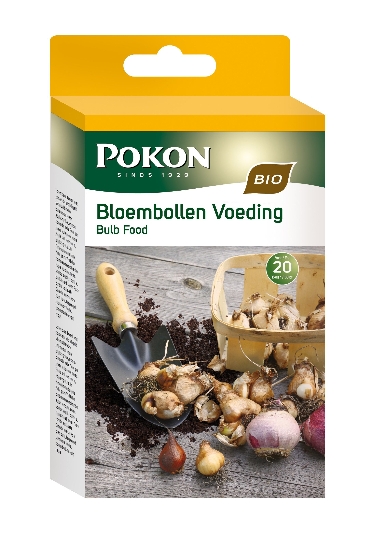 Pokon Bio Bloembollen Voeding 100gr
