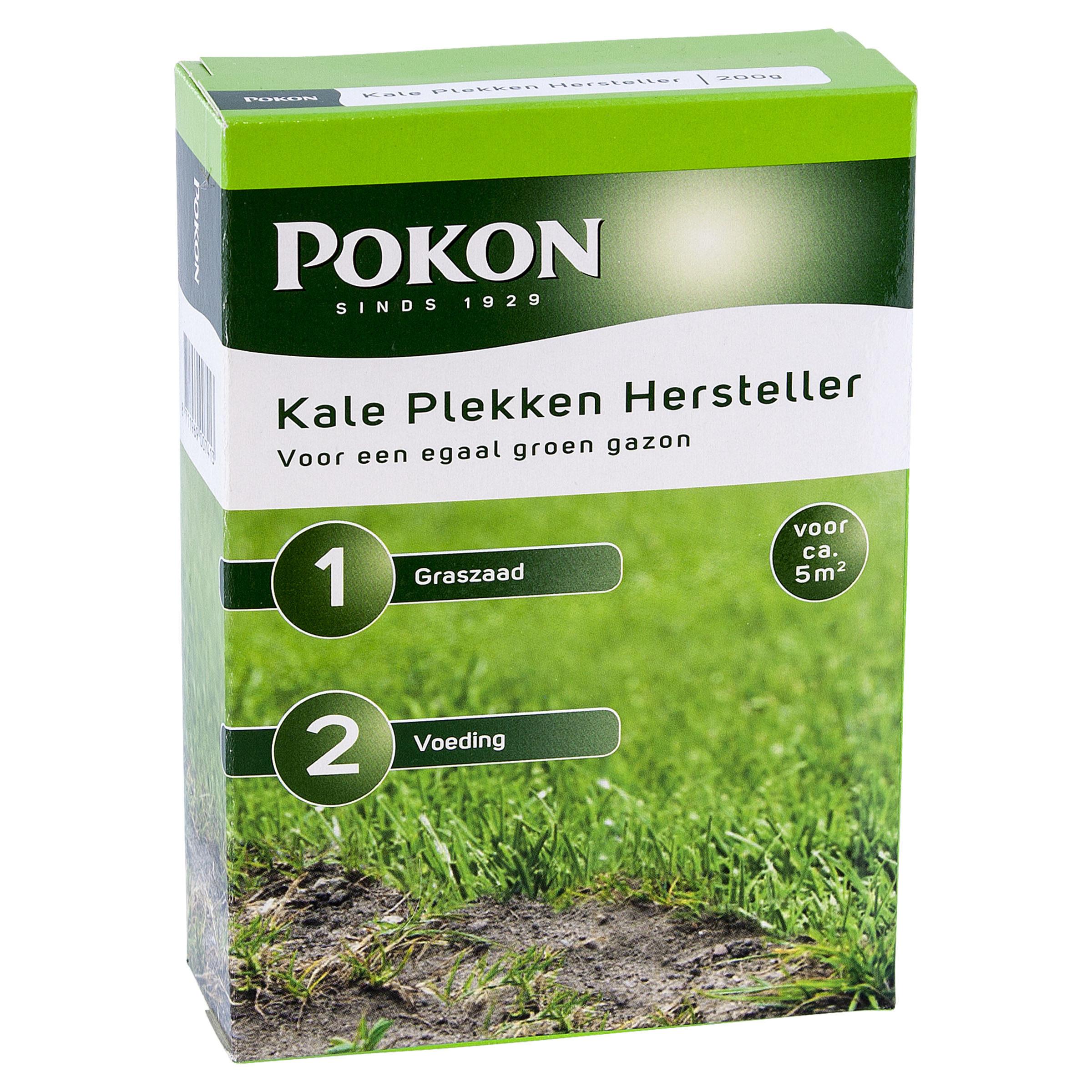 Pokon Kale Plekken Hersteller 200gr links