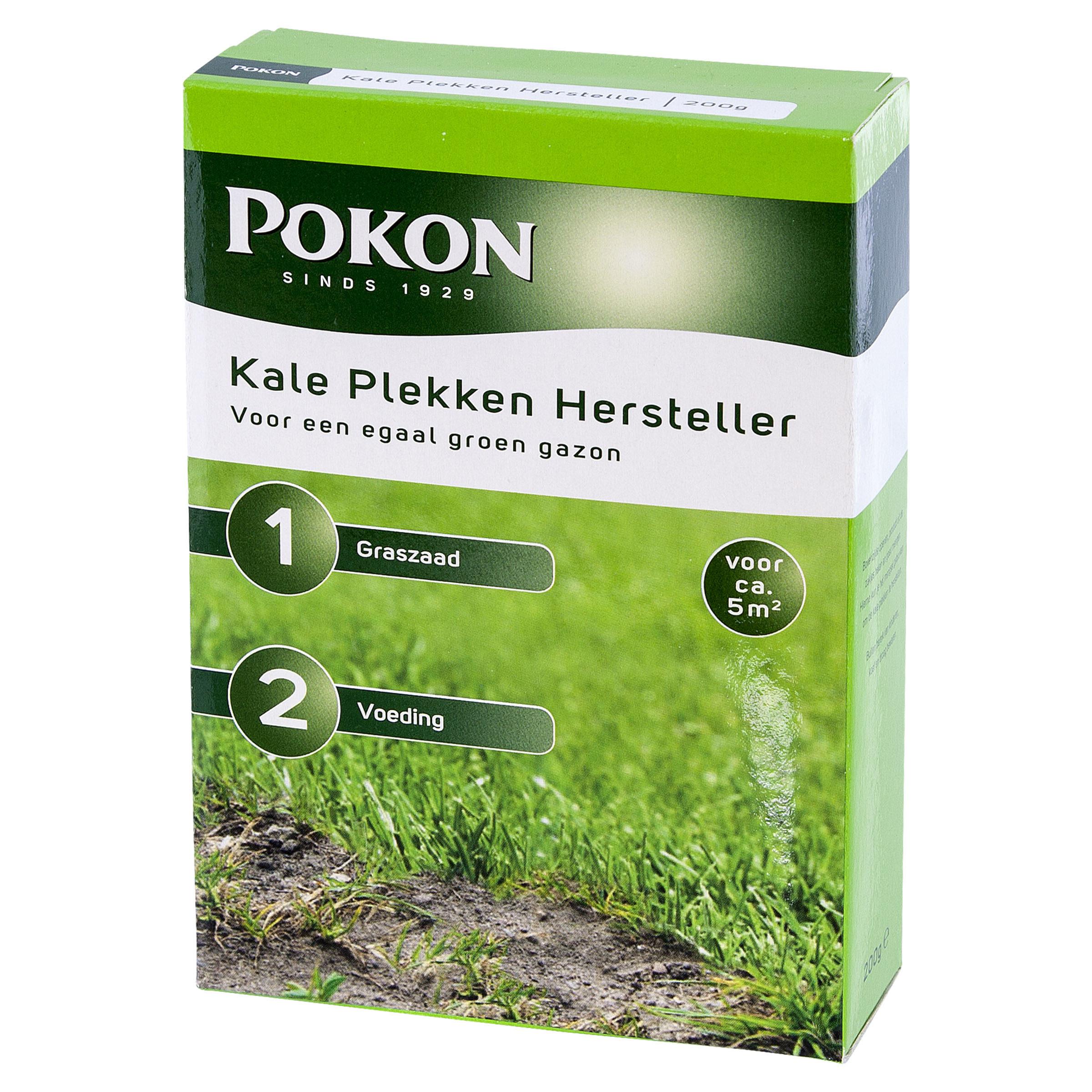 Pokon Kale Plekken Hersteller 200gr rechts